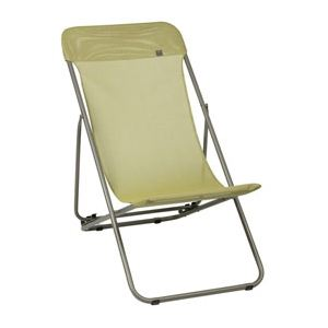 Lafuma Transatube - Chaise longue pliante Batyline