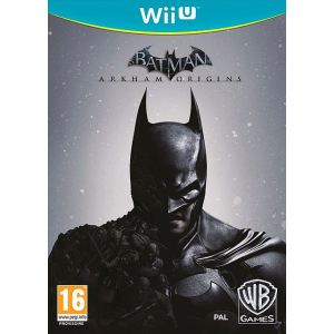 Batman Arkham Origins [Wii U]