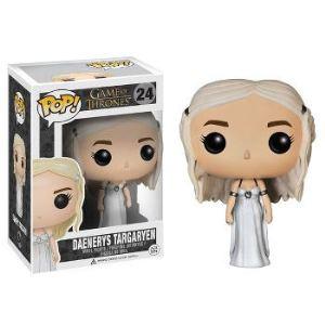 Funko Figurine Pop! Game of Thrones : Daenerys Targaryen Wedding Dress