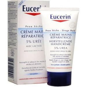 Eucerin Crème mains réparatrice 5% d'urée