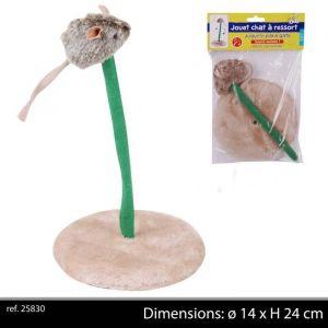 Souris - Arbre à chat décoratife