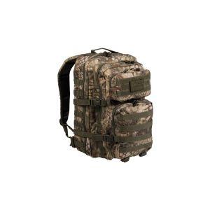 Mil-tec Sac à Dos US Assault Pack LG mandra wood