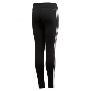 Adidas Yg TR Eq 3s Lt Collants Fille, Black/White, FR : XS