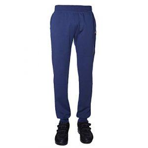 Le Coq Sportif ESS Pant Slim N°1 M Joggings & Survêtements Hommes Bleu Marine - XL - Pantalons de survêtement
