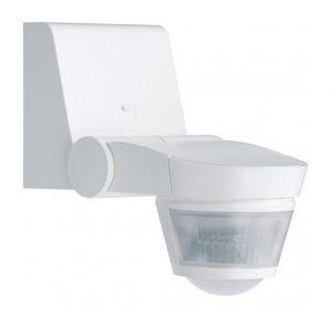 Hager Détecteur infrarouge évolué mural 220/360° blanc 52320