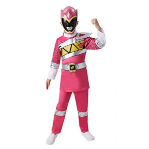 Pink Ranger Dino Charge Deluxe Child [Vêtements]