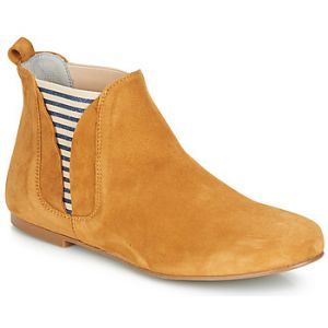 Ippon Vintage Boots PATCH FLYBOAT jaune - Taille 36,37,38