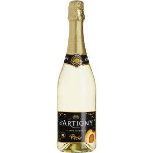 D'ARTIGNY Cocktail Royal Pêc Sans Alcool 75 cl
