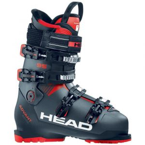 Head Chaussures de ski Advant Edge 95 - Anthracite / Black / Red - Taille 27.5