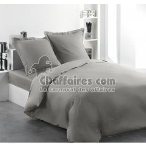 Alicia - Housse de couette en coton (240 x 260 cm)