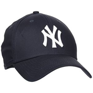 New Era 39thirty Classic NY Yankees casquette M/L navy/white
