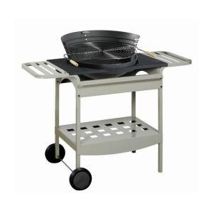 Invicta Shogun Gril 511 - Barbecue en fonte à charbon