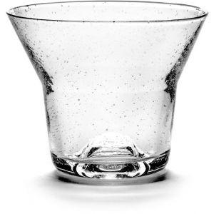 Serax Verre Small / Ø 10 x H 8 cm transparent en verre