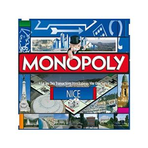 Winning Moves Monopoly Nice 2014