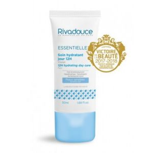 Rivadouce Soin hydratant jour 12h - 50 ml