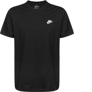 Nike Tee-shirt Sportswear Club pour Homme - Noir - Taille 2XL - Homme