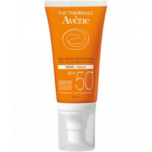 Avène Crème solaire très haute protection SPF50+
