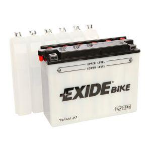 Exide Batterie moto YB16AL-A2 12v 16ah 220A