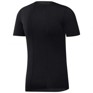 Reebok T-shirts Workout Ready Compression Solid - Black - Taille L