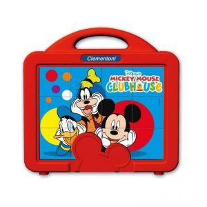 Clementoni 12 Baby cubes Mickey
