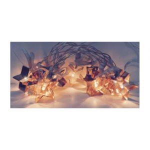 AC-Déco Guirlande lumineuse Noël - L. 135 cm - Etoile