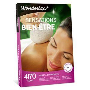 Wonderbox Sensations bien-être - Coffret cadeau 4170 soins