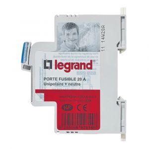 Porte Fusible Legrand Comparer 34 Offres