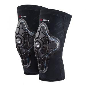 G-Form Genouillères Pro-X Noir/Teal Camo - 2XL