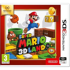 Super Mario 3D Land - Selects pour 3DS [Import UK] [3DS]