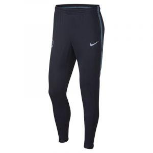 Nike Pantalon de survêtement de football Chelsea FC Dri-FIT Squad pour Homme - Bleu - Taille L