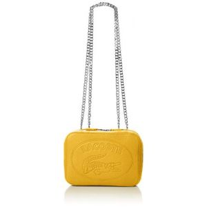 Lacoste Sac Bandouliere CROSSOVER BAG NJ290NL jaune - Taille Unique
