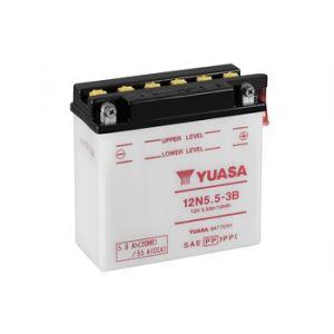 Yuasa Batterie moto 12N5.5-3B