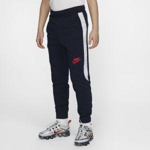 Nike Pantalon de jogging Sportswear pour Enfant plus âgé - Bleu - Taille S - Unisex