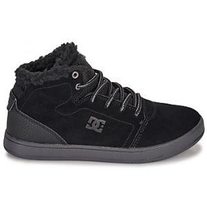 DC Shoes Baskets montantes enfant CRISIS HIGH WNT Noir - Taille 36,37,38,39,32,33,34,35