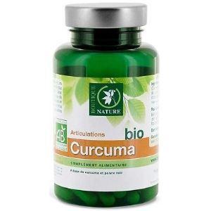 Boutique Nature Curcuma Bio : Articulations