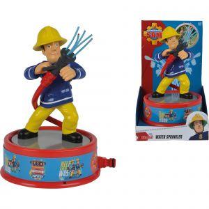 Simba Toys Jouet arroseur de jardin Sam le pompier
