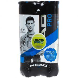 Head Balles Pro Blue Bi-Pack x4