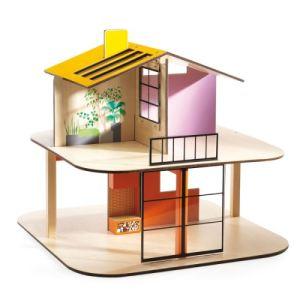 Djeco Maison de poupées Color House