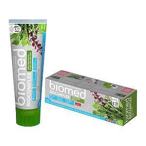 Splat Biomed Biocomplex Naturel Dentifrice 100 g sans fluor