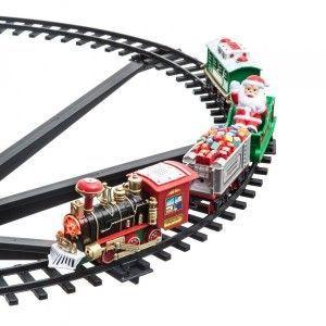 Conforama Train électrique pour sapin Montparnasse