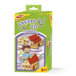 Joustra Laçage maison 3D