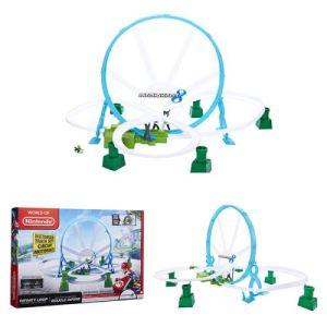 Circuit Mario Kart Looping Deluxe + véhicule Yoshi