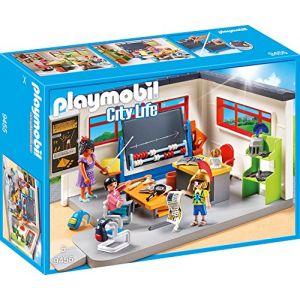 Playmobil 9455 City Life - Classe d'Histoire