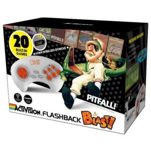 Just for Games Console Retro Activision Flashback Blast! 20 Jeux - Edition 2018-2019