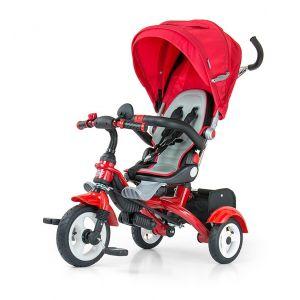 Milly Mally Tomy - Tricycle évolutif bébé enfant 1-3 ans