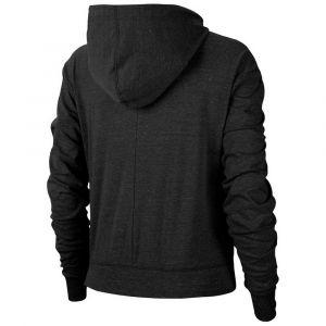Nike Sweat shirt - Nsw gym vntg fz - Noir Femme M