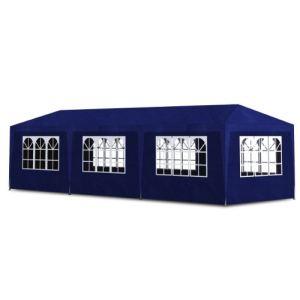 VidaXL 90339 - Tonnelle pavillon de jardin 3x9m