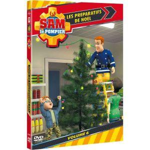 Sam le Pompier - Volume 6 - Les préparatifs de Noël