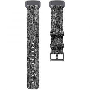 Fitbit Bracelet de rechange FB168WBGYS Taille=S gris foncé