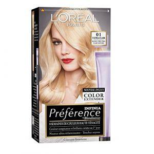L'Oréal Préférence 01 - Blond Très Très Clair Naturel